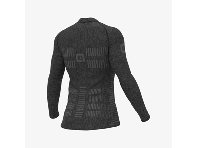 Alé Seamless Wool - Uld undertrøje Dame - Mørkegrå