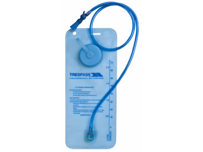 Trespass Hydration X - Reservior 2 liter - Til rygsække