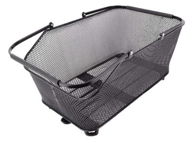 Atran Velo - Daily - Cykelkurv til bag - AVS system - 28 liter - Max 10 kg - Sort