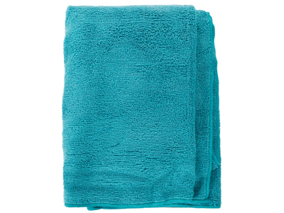 Trespass Wringin - Hurtigtørrende mikrofiber håndklæde - Turkis - 70 x 135 cm