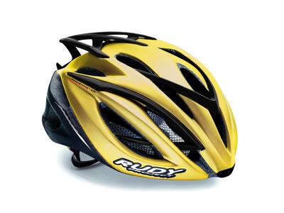 Rudy Project Racemaster - Cykelhjelm - Guld/Sort