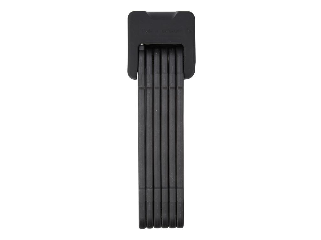 Abus 6405 Bordo Plus - Foldelås - Sort - 110 cm