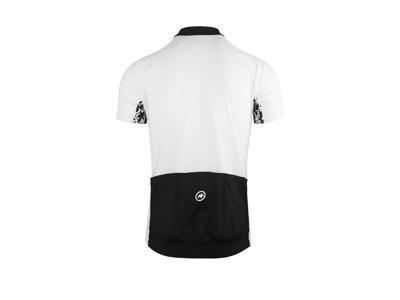 Assos Mille GT kortärmad tröja - Cykeltröja - vit