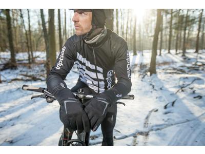 GripGrab Optimus - Eksklusiv vintercykelhandske - Sort