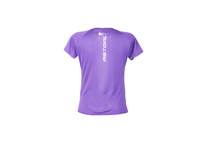 Astral Cykelbluse Spinning Lilla Dame