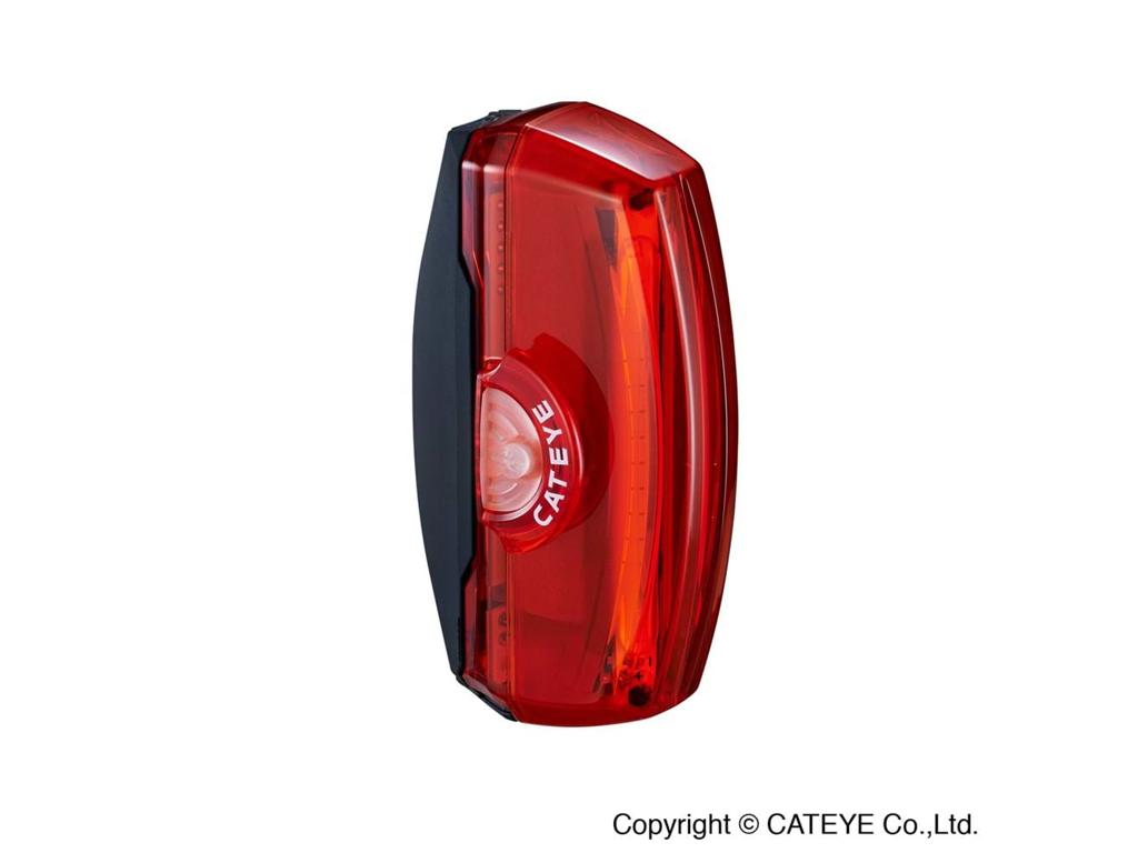 Image of   Cateye Rapid X3 - Baglygte - 100 lumen - TL-LD720-R USB