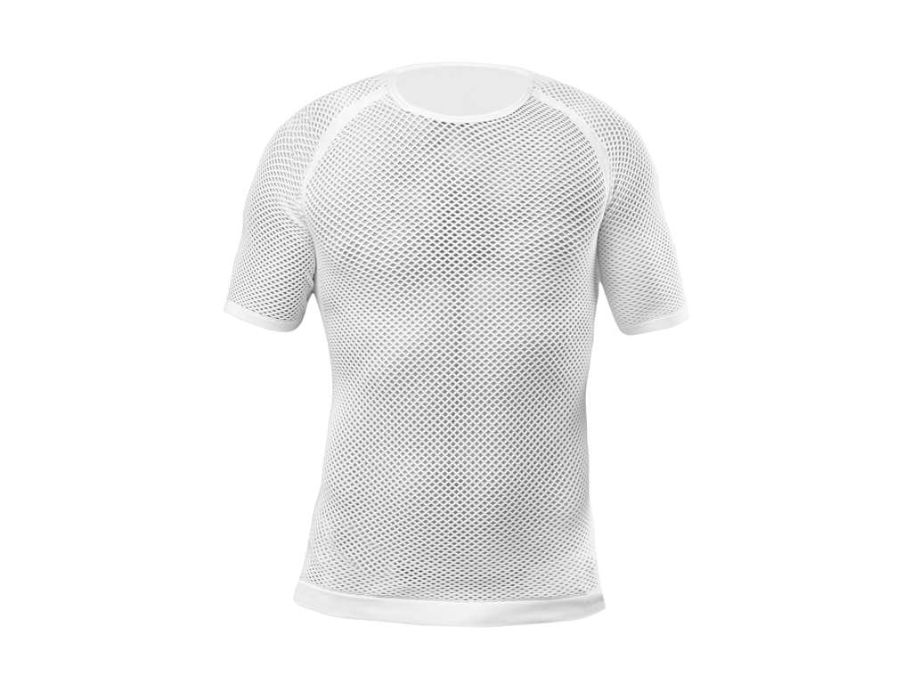 Image of   GripGrab 3-Season SS Base Layer 6013 - Svedundertrøje T-shirt - Hvid - Str. M/L