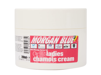 Morgan Blue Lady Chamois - Byxfett till kvinnor - 200 ml.