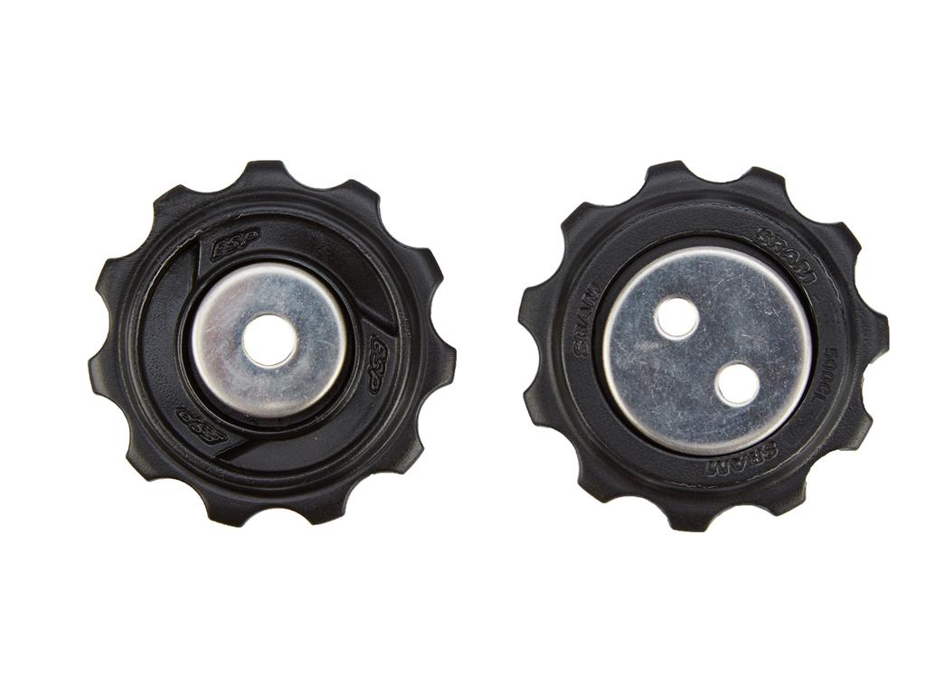 Image of   Pulleyhjul sæt til Sram X5 - X7 - SX5 9 gears bagskifter