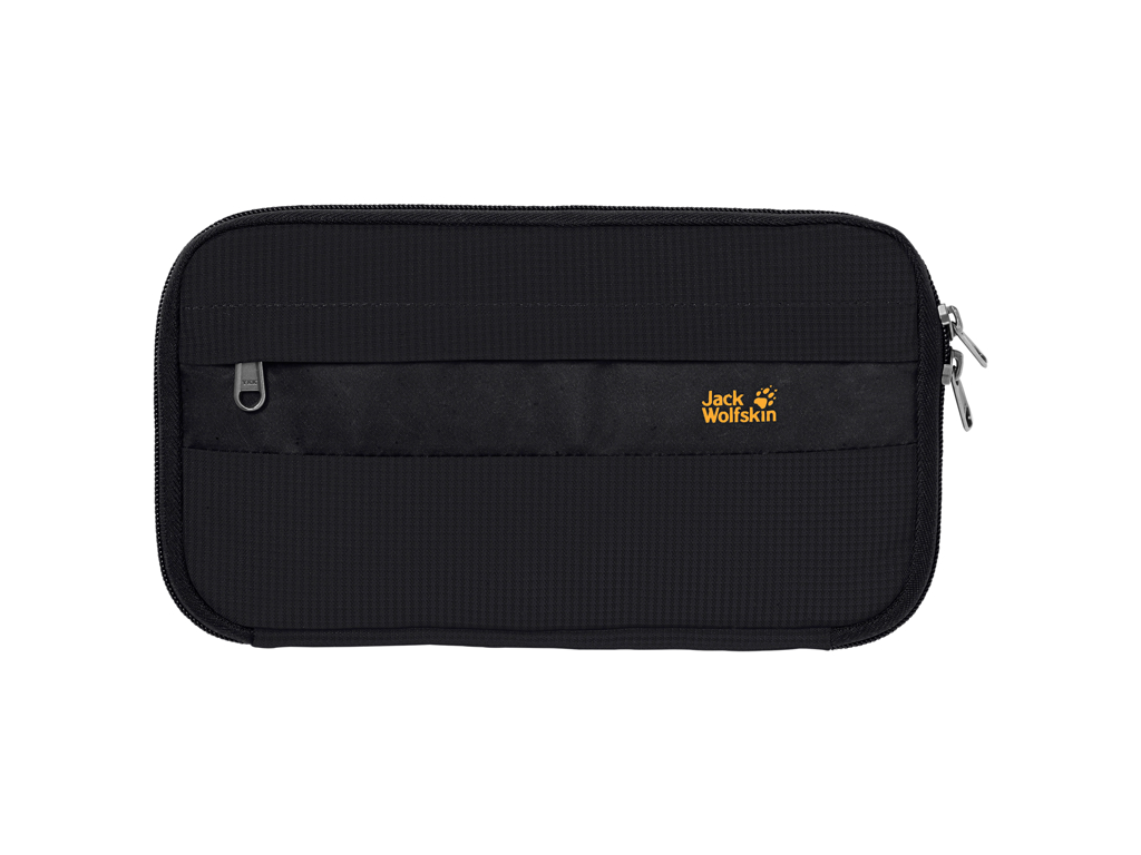 Jack Wolfskin Boarding Pouch Rfid - Pung - One size - Black