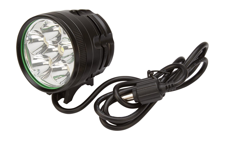 Atredo - MTB forlygte med 3500 Lumen - Single lygte   Front lights