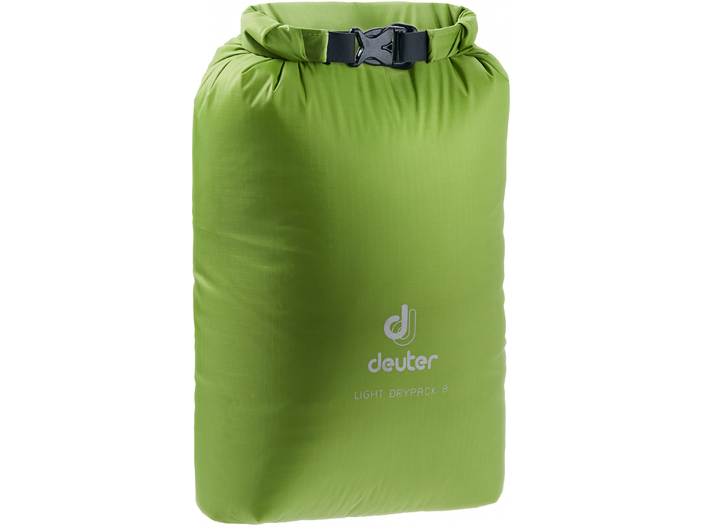 Image of   Deuter Light Drypack 8 - Vandtæt drybag 8 liter - Grøn