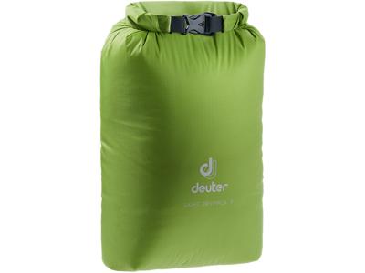 Deuter Light Drypack 8 - Vandtæt drybag 8 liter - Grøn