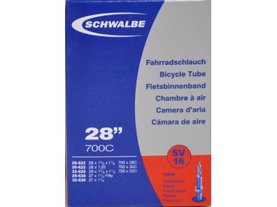 Schwalbe slange 700x28-32c med Racer ventil SV16