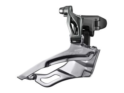 Shimano Tiagra - Forskifter FD4703 til 3 x 10 gear - Med klampe 28,6-34,9mm