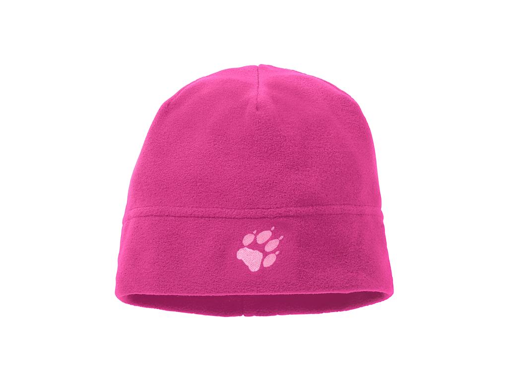 Jack Wolfskin Real Stuff - Fleece hue - Kids - Onesize - Pink Fuchsia thumbnail