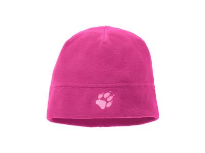 Jack Wolfskin Real Stuff - Fleece hue - Kids - Onesize - Pink Fuchsia