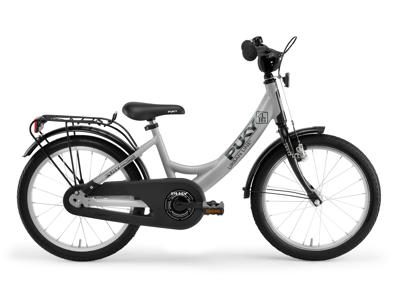 "Puky ZL 16 - Børnecykel 16"" i alu - Grå/sort"