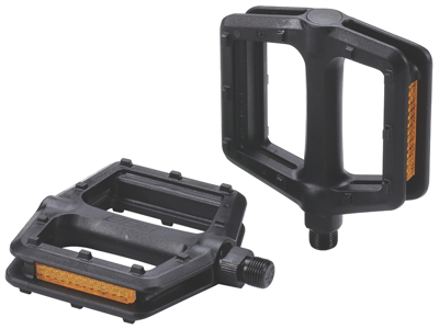 BBB Trailride BPD-35 - Pedal til MTB - Sort