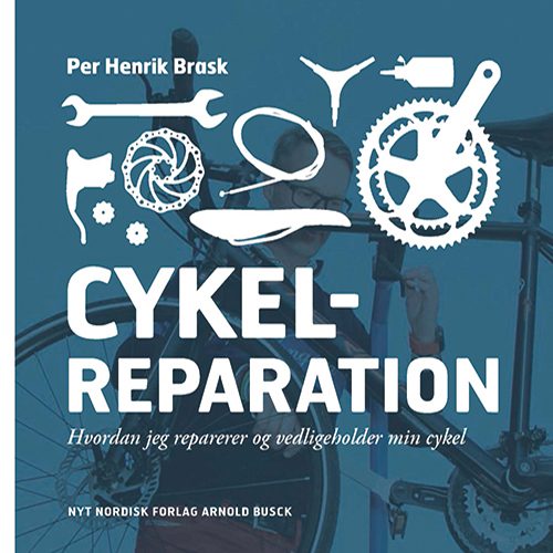 Bog: Cykelreparation | Books
