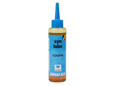 Olie dryp flaske Morgan Blue Syn Lube race 125 ml