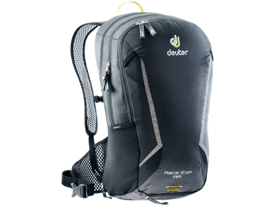 Deuter Race EXP Air - Rygsæk - 14 + 3 liter - Sort