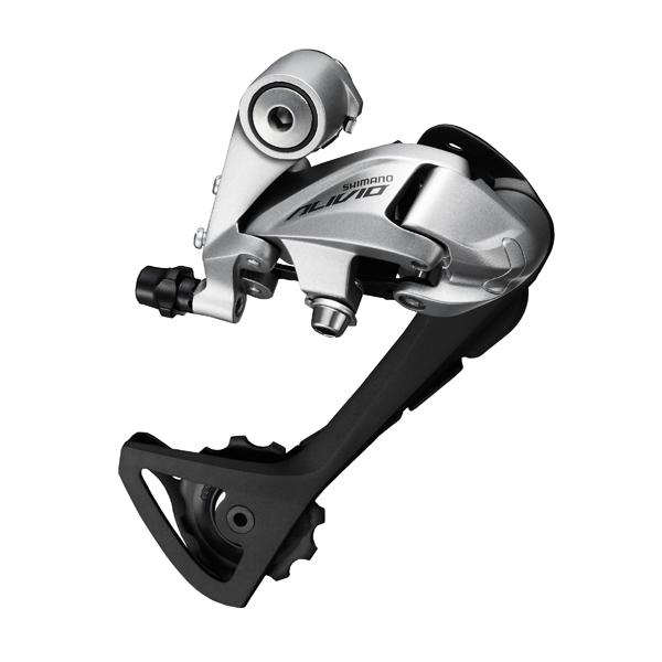 Shimano Alivio - Bagskifter RD-T4000 Trekking 3 x 9 gear Sølv | Bagskiftere