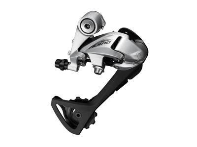 Shimano Alivio - Bagskifter RD-T4000 Trekking 3 x 9 gear Sølv