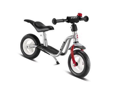 Puky LR M Plus - Løbecykel - 30 cm - Sølv