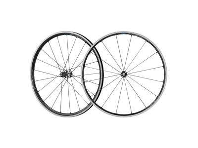 Shimano hjulset - 700c Road Tubeless - WH-RS700-C30 med QR axel