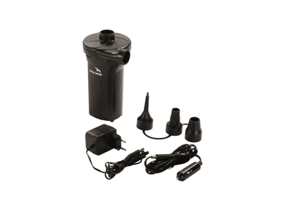 Easy Camp Monsoon Rechargeable Pump - Genopladelig pumpe - Sort