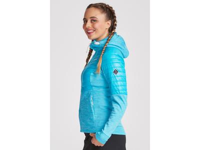 Didriksons Annema Womens Jacket - Softshelljakke Dame - Turkis