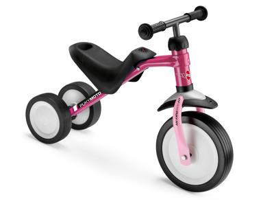 Puky - Pukymoto - Løpesykkel fra 1 1/2 år/ 85 cm - Bringebær/Rosa