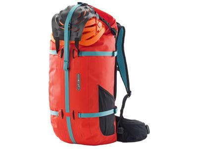 Ortlieb Attachment kit -  Hjelmholder til rygsæk - Sort