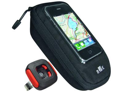 Klickfix - Mobilholder til smartphone/ipod 8 x 14,5 x 4,5 cm
