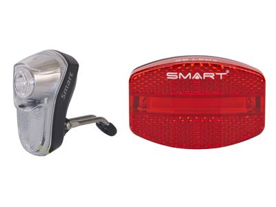 Smart 0,5 watt + 28 stk. super LED - Lyktsett - Inkl. batterier