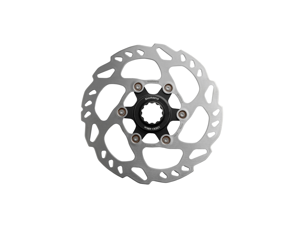 Image of   Shimano SLX - Rotor til skivebremser 160mm til center lock- Ice Tech