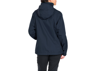 Vaude Womens Escape Light Jacket - Vandtæt damejakke - Navy