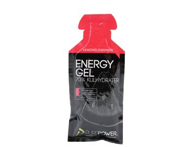 PurePower EnergyGel - Vandmelon - 40 gram