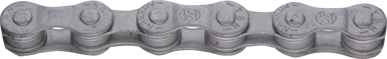 YBN - Kæde 8 Gear - S8-RB - 116 Led - Anti-Rust - Sølv | Chains