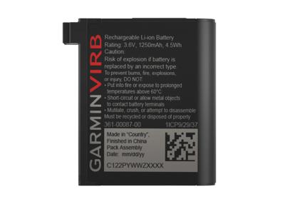 Garmin Virb Ultra - Ekstra batteri - 1250 mAh