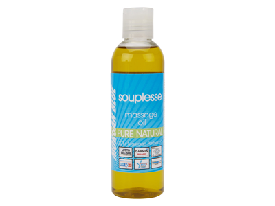 Morgan Blue Souplesse - Massageolja - 200 ml.