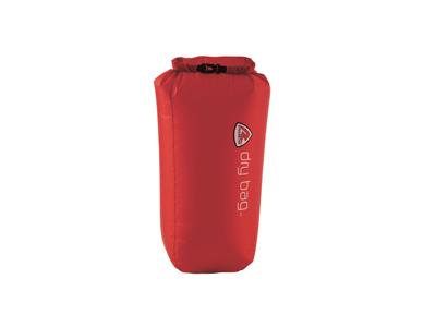 Robens - Vattentät dry bag - 20 liter - Röd