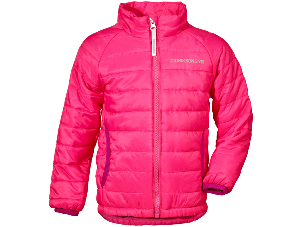 Image of   Didriksons - DI501478 DUNDRET KIDS JACKET - 070/FUCHSIA - Str. 130