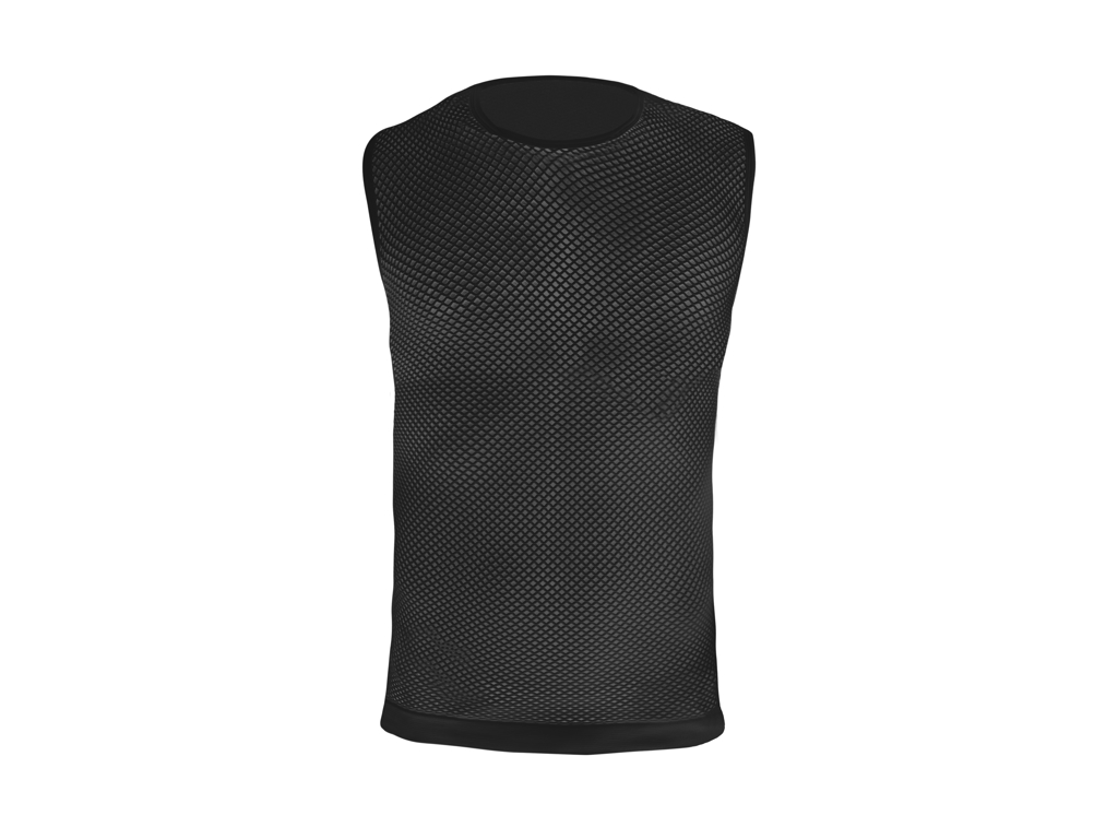 Image of   GripGrab 3-Season SL Base Layer 6012 - Svedundertrøje u. ærme - Sort - Str. M/L
