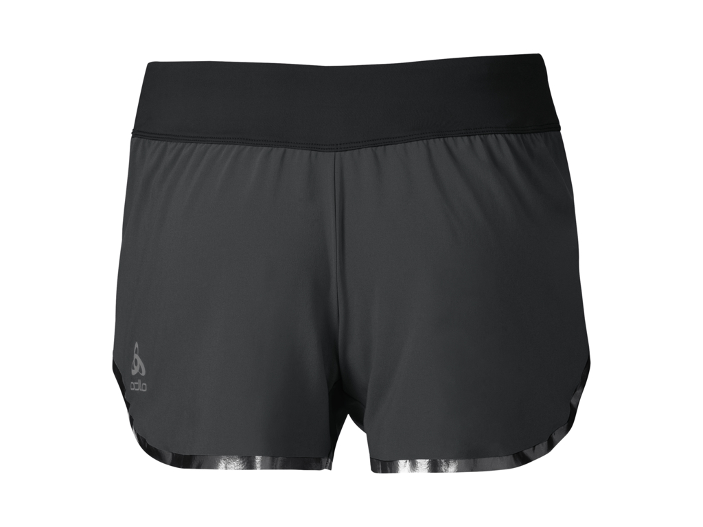 Image of   Odlo dame shorts - SAMARA - Graphite grey - Str. L