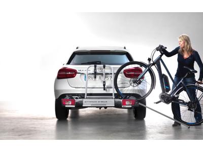 Atera køreskinne - Passer til Strada cykelholdere