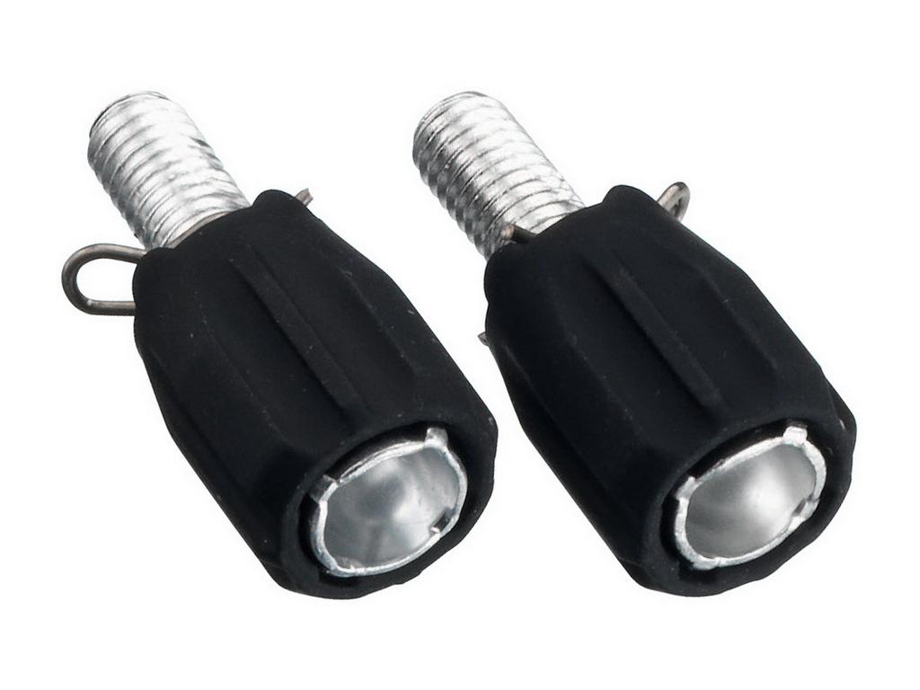 Image of   Kabelstrammer Sort til STI gearkabler