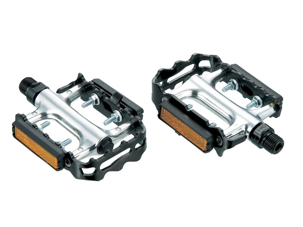 Bike Attitude - Pedal til MTB VP 196 - Aluminium - Sort/sølv thumbnail