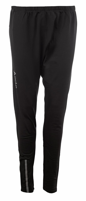 Odlo - Tights warm uni - Løbetights - Dame - Sort | Trousers